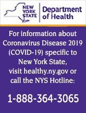 NYS Department of Health Info